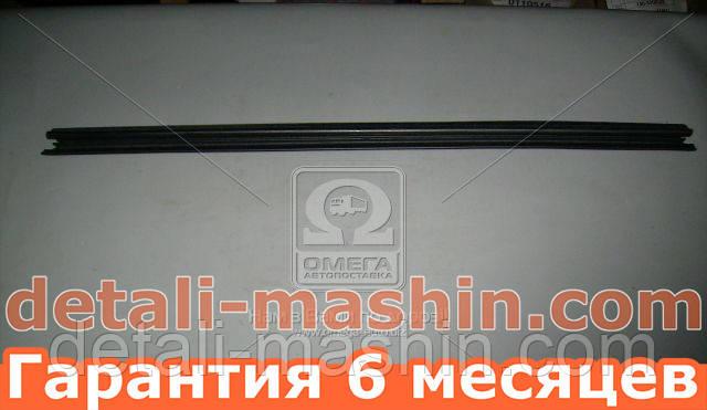 Уплотнитель стекла опускного ВАЗ 2110 2111 2112 переднего внутренний (пр-во БРТ)