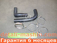 Патрубок печки отопителя 2101 2102 2103 2104 2105 2106 2107 комплект 2шт БРТ (шланг отопителя)