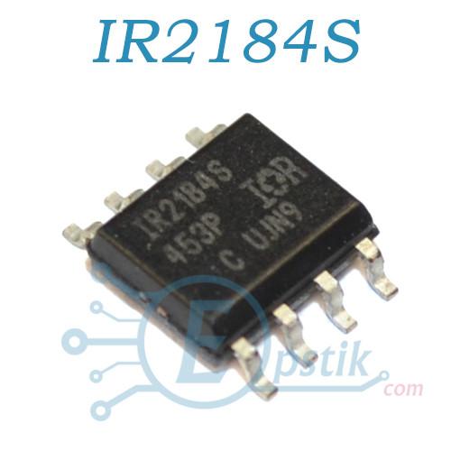 IR2184S, полумостовой драйвер MOSFET и IGBT, 600В, SOP8