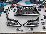 Рестайлинг Lexus LX570 в 2016 год, фото 3