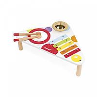 Музыкальный инструмент Janod Стол с ксилофоном J07634