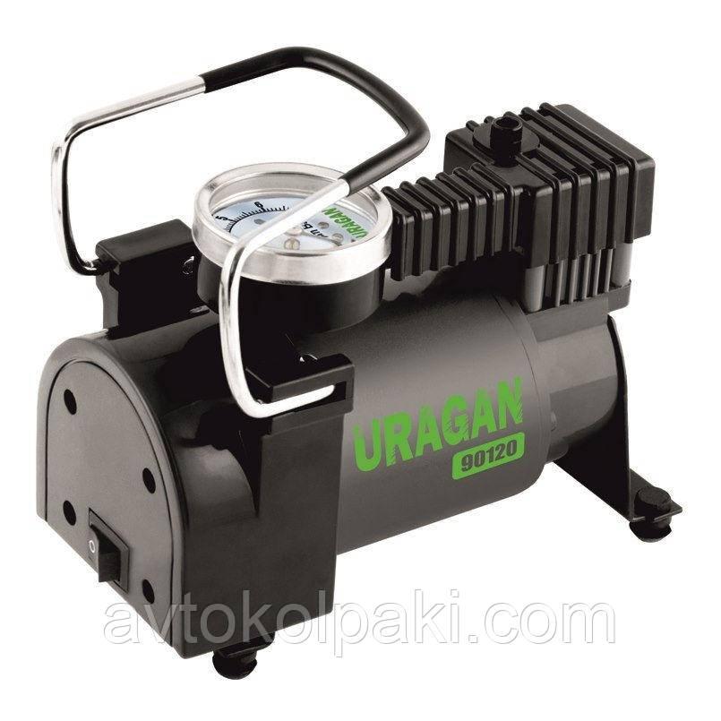 Автомобильный компрессор 90120 Uragan