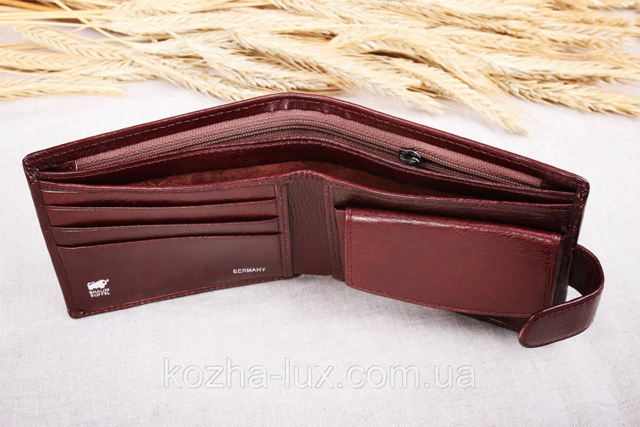 Портмоне классическое Braun Buffel 3_658, натуральная кожа