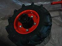 Колесо с шиной Н 130.02.000-03 Колесо опорное Звездочка