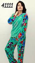 Пижамы - хлопок, велюр, махра