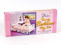 Кукольная мебель Gloria Спальня 9314