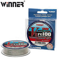 Флюорокарбон Winner Fluro Carbon 100% V8 №0180328 50м 0,30мм