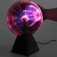 "Ночник Magic Flash Ball Плазменный шар 5"",котушка тесла, plasma ball, плазма бол,плазма шар, фото 1"