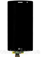 Дисплей (экран) для LG H734 G4s Dual Sim, H735, H736 + тачскрин, черный