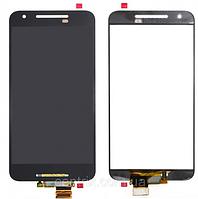 Дисплей (экран) для LG H791 Nexus 5X + тачскрин, черный