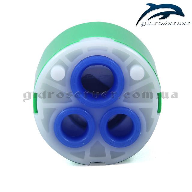 Картридж для змішувачів душових кабін, гідробоксів До-40 з діаметром барабана 40 мм.