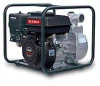 Мотопомпа Кама 4 EX дизельная без стартера 100 куб/час