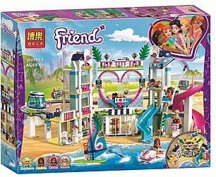 """Конструктор Bela 11035 """"Курорт Хартлейк Сити"""" (аналог Lego Friends 41347), 1029 дет, фото 2"""