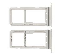 Лоток для сим карты Samsung G935F Galaxy S7 Edge, белый, 1 Sim
