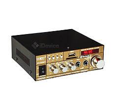 Усилитель звука UKC SN-606BT Bluetooth, USB