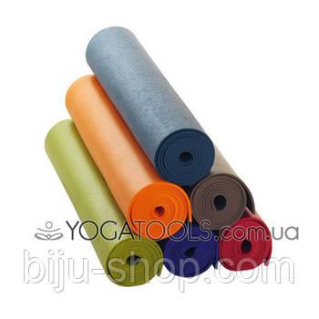 Коврик для йоги Kailash XL Премиум, PVС, BODHI, Германия, 200x61cm