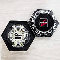 Часы  G-Shock - GWG-1000 стальной бокс