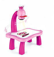 Столик-доска для рисования с проектором Kronos Toys YM6446 (tsi_57708)