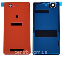 Задняя крышка для Sony D5803 Xperia Z3 Compact mini, D5833, оранжевая