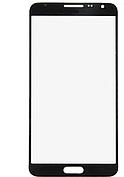 Стекло (для ремонта дисплея) Samsung A320F Galaxy A3 (2017), A320Y, черное, Black Sky