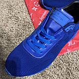 Louis Vuitton Run Away Sneakers Blue, фото 5