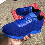 Louis Vuitton Run Away Sneakers Blue, фото 10