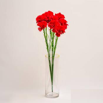 Гвоздика штучна NС - 0052 (100 шт/уп.) 40 см продається тільки упаковкою Штучні квіти оптом
