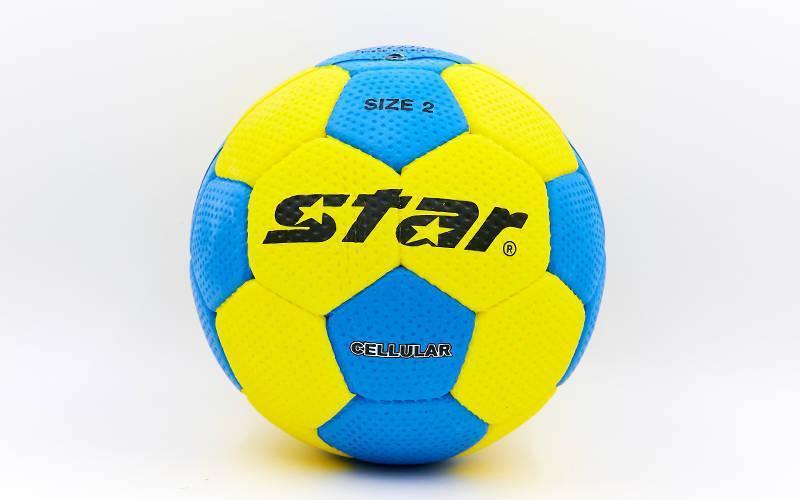 Мяч гандбольный Outdoor покрытие вспененная резина STAR JMC02002