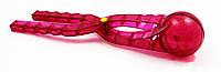 Снежколеп, устройство для лепки снежков, цвет - малиновый, с доставкой по Киеву и Украине