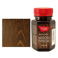 Тонирующая краска для дерева Stewart Studio 100мл, орех