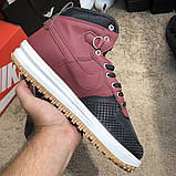 Nike Lunar Force 1 Duckboot Red, фото 3