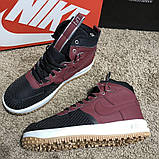 Nike Lunar Force 1 Duckboot Red, фото 9