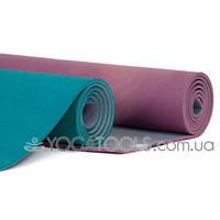 Новинка !! Коврик для йоги ASHTANGA COLOR XL, PVС, BODHI, Германия, 216x66cm