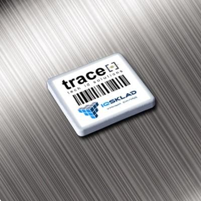 LOW COST METAL TAG корпусная радиочастотная метка для маркировки металлических изделий