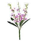 Букет орхидеи NZ-09 (12 шт./уп.) Искусственные цветы оптом, фото 6