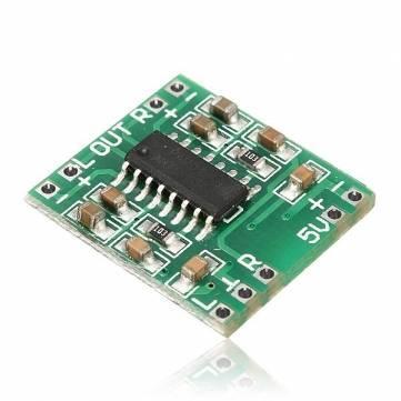 PAM8403 стерео аудіо підсилювач 2 х 3 Вт