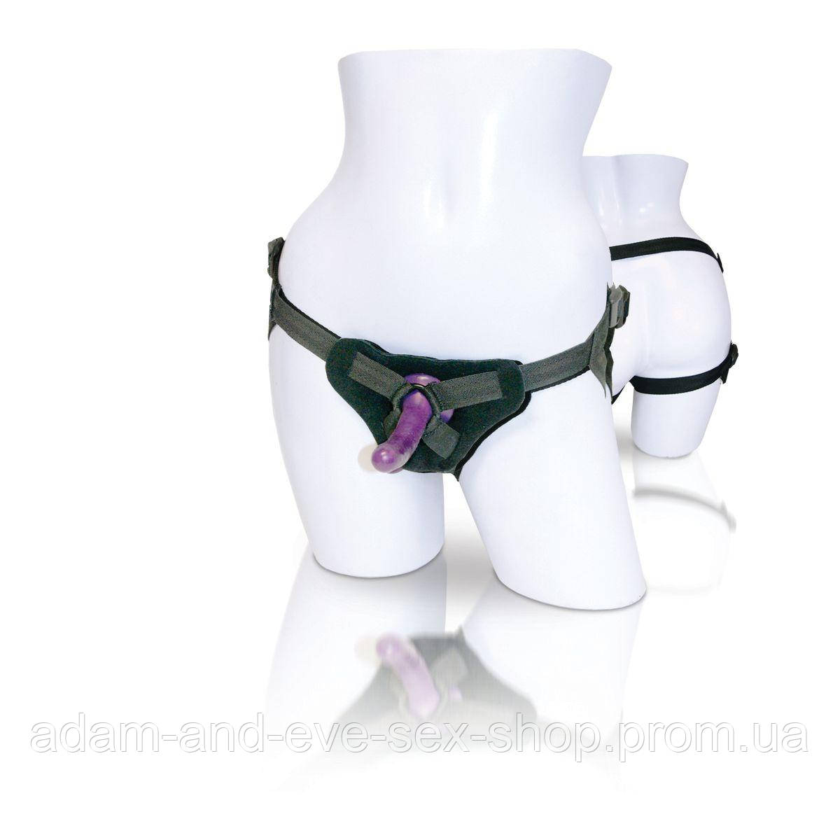 Страпон Sportsheets - New Comers Strap-on Kit