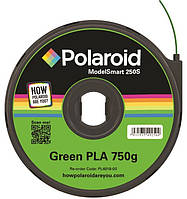 Картридж с нитью 1.75мм/0.75кг PLA Polaroid ModelSmart 250s, зеленый