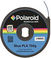 Картридж с нитью 1.75мм/0.75кг PLA Polaroid ModelSmart 250s, синий