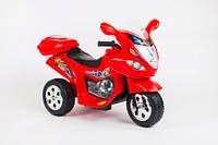Эл-мобиль T-7217 RED мотоцикл 6V4,5AH мотор 1*18W с MP3 82*41*51 ш.к. /1/