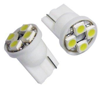 T10 4-SMD LED W5W лампочка автомобильная