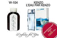 Женские наливные духи L'Eau par Kenzo Kenzo 125 мл