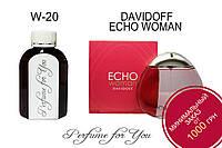 Женские наливные духи Echo Woman Давидофф  125 мл, фото 1