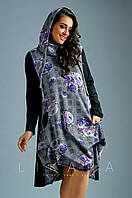 Платье большого размера Likara. Размеры: батал(48-50,52-54,56), фото 1