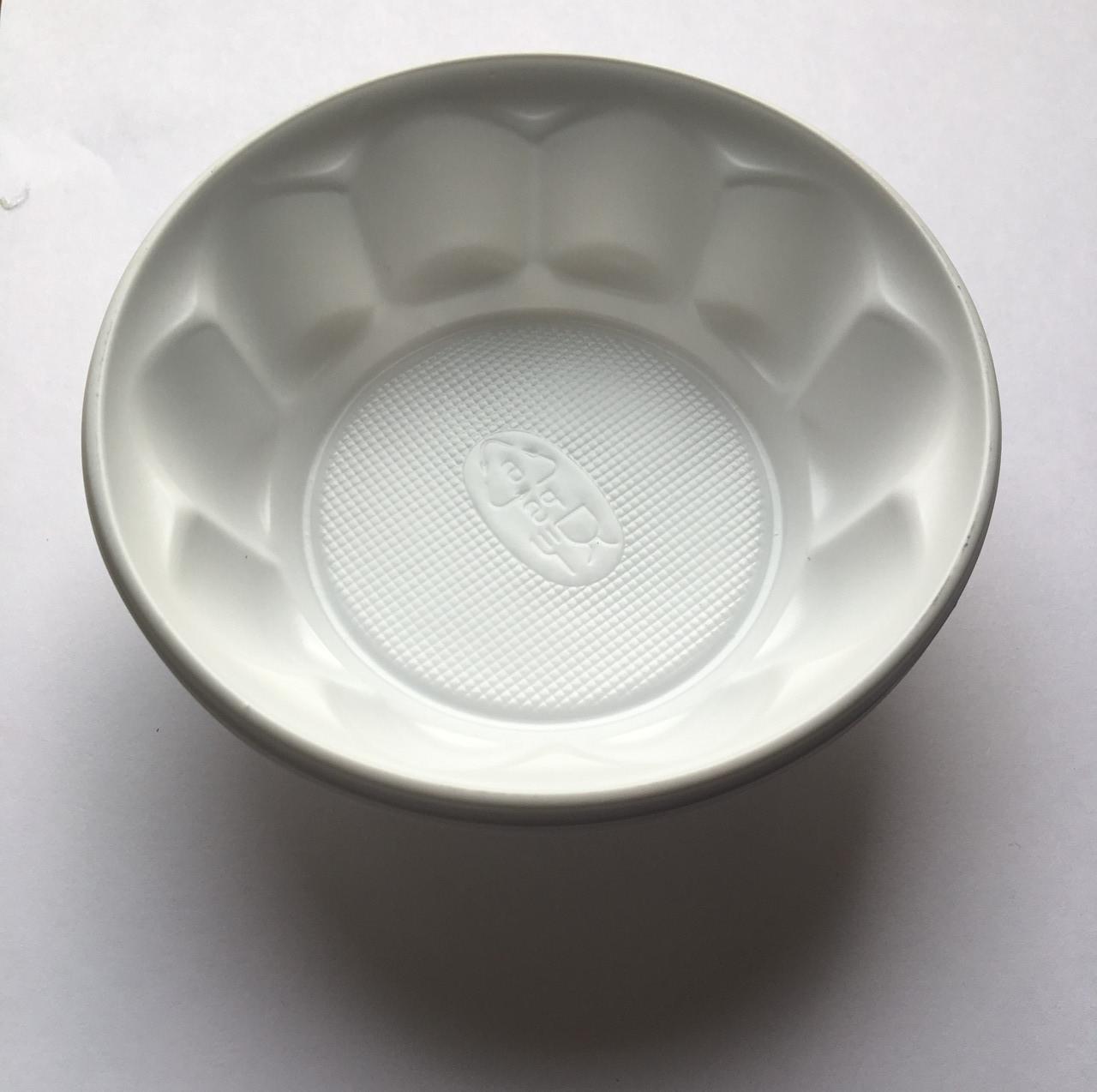 Одноразовая креманка без крышки
