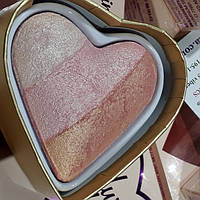 Румяна Хайлайтер Makeup Revolution Icead Hearts