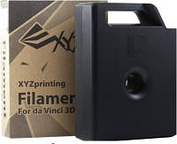 Картридж с нитью 1.75мм/0.6кг ABS XYZprinting Filament для da Vinci, серебристо-синий