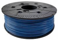 Катушка с нитью 1.75мм/0.6кг ABS XYZprinting Filament для da Vinci, серебристо-синий