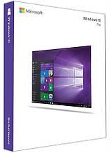 ПО Microsoft Windows 10 Pro 32-bit/64-bit Ukrainian USB RS