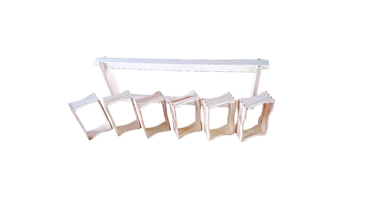 Рамки для сотового меда 115х68х35мм